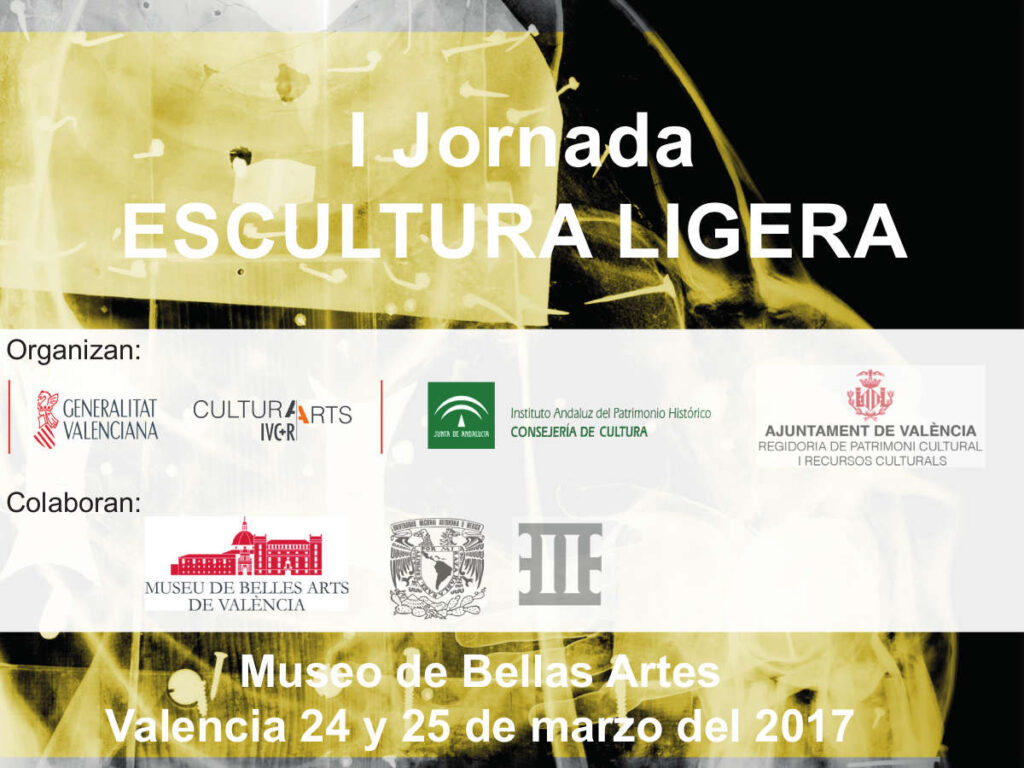 I Jornada - Escultura Ligera - Marzo 2017