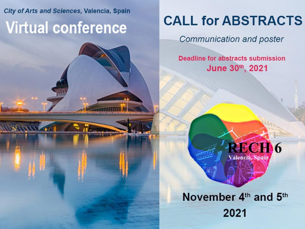 RECH6 - 6th International Meeting on Retouching of Cultural Heritage